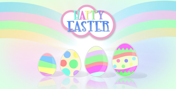 After Effects Project - VideoHive Happy Easter 1935122