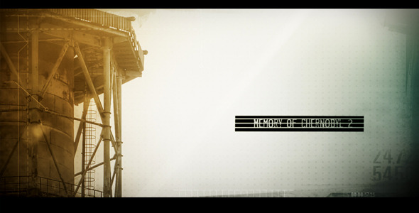 After Effects Project - VideoHive Memory of Chernobyl 2 1948728
