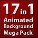 Animated Background Mega Pack - ActiveDen Item for Sale