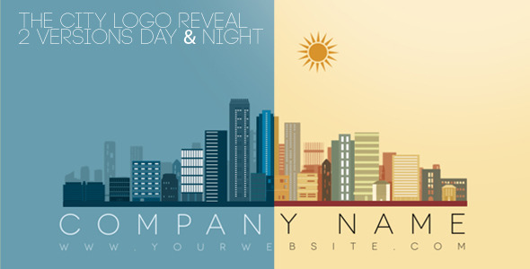 VideoHive The City 1950442