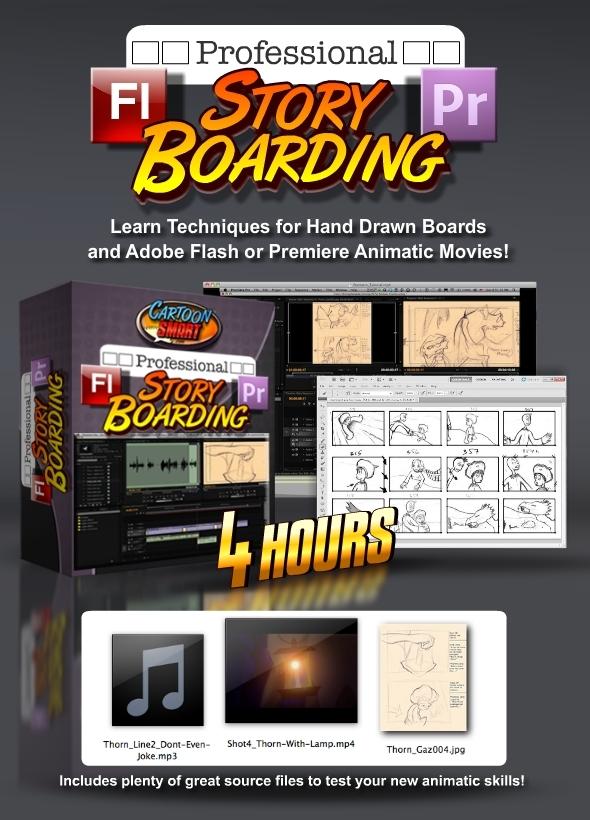 TutsPlus Professional Storyboarding 1951465