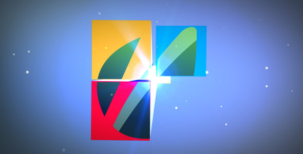 After Effects Project - VideoHive Colored Cube 1951796