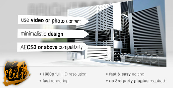 After Effects Project - VideoHive BrightRoom 113320