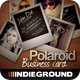 Polaroid Business Card - GraphicRiver Item for Sale