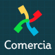 Comercia Portfolio Template - ThemeForest Item for Sale