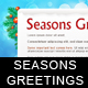 Seasons Greetings - Email postcard - NewsLetter - ThemeForest Item for Sale