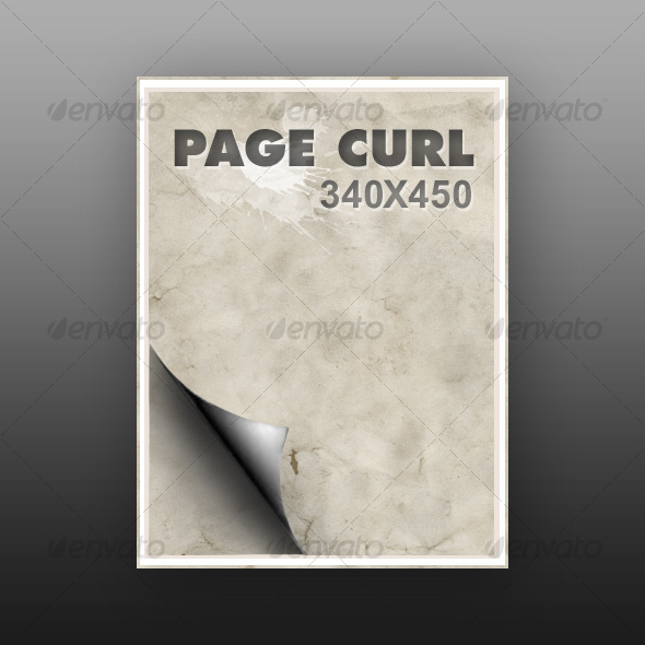GraphicRiver Page Curl 75676