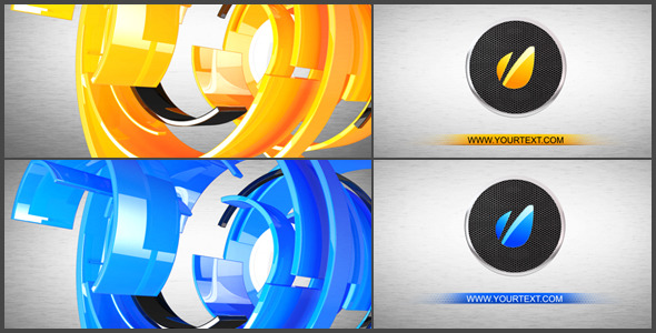 VideoHive Colorful Logo 1966940