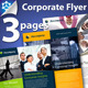 3 Amazing Corporate Flyers - GraphicRiver Item for Sale