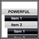Powerful Infinite Accordion Menu XML - ActiveDen Item for Sale