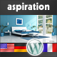 Aspiration Premium Corporate & Portfolio WP Theme - ThemeForest Item for Sale