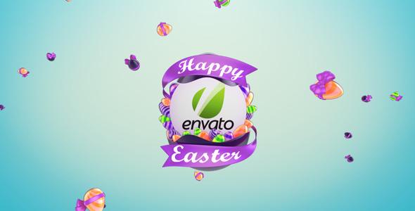 VideoHive Easter Egg Logo Reveal 1951569