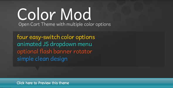 Themeforest - Colormod Theme - RETAIL