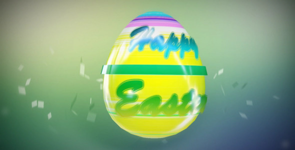 After Effects Project - VideoHive Happy Easter 1981661