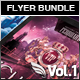 Flyer Bundle Vol.1 - GraphicRiver Item for Sale