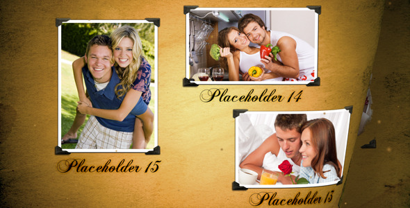 After Effects Project - VideoHive Old Album 1464010