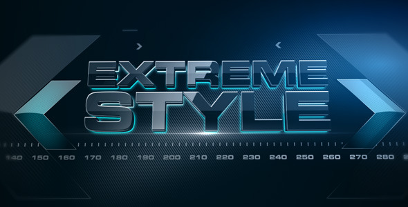 VideoHive Extreme Style 1984613