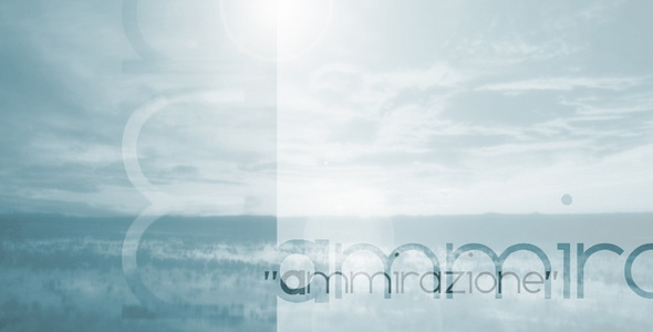 After Effects Project - VideoHive Ammirazione 231008