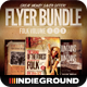 Folk Flyer/Poster Bundle Vol. 1-3 - GraphicRiver Item for Sale