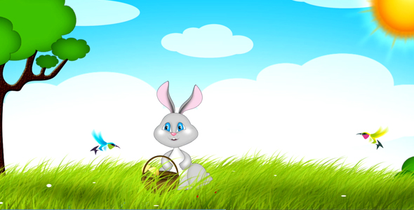 After Effects Project - VideoHive Happy Easter 231253