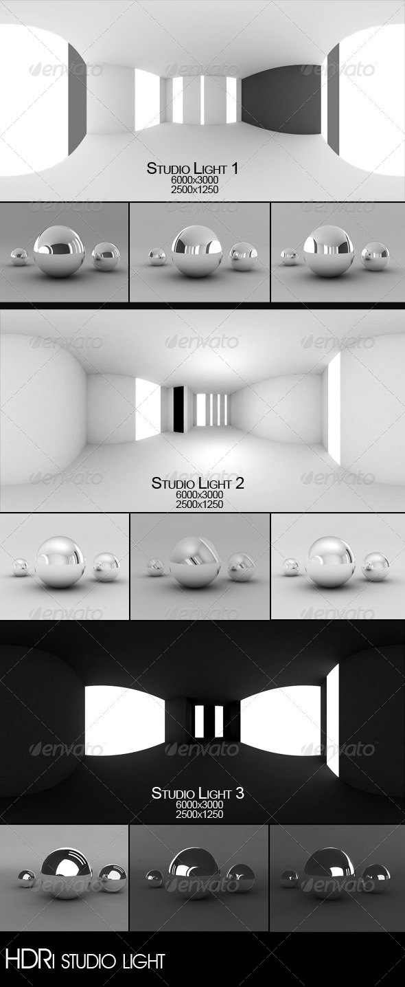3DOcean Studio light 231473