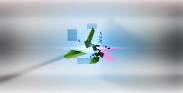 After Effects Project - VideoHive HiTech Logo Intro 156588
