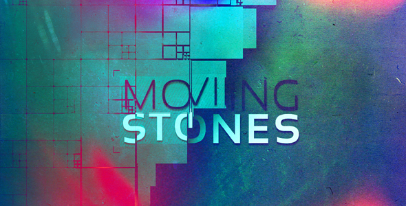 After Effects Project - VideoHive Moving Stones 231665