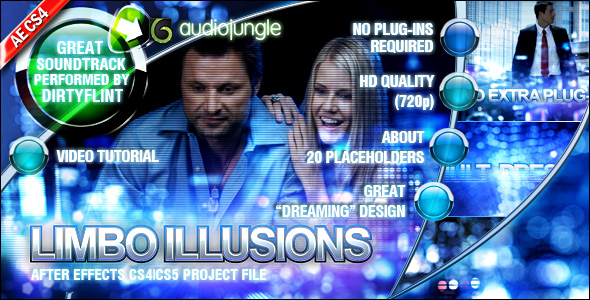 After Effects Project - VideoHive Limbo Illusions 231906