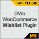 DVin WooCommerce Wishlist WP Plugin - CodeCanyon Item for Sale
