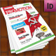 Promotion Magazine 16 Pages - GraphicRiver Item for Sale