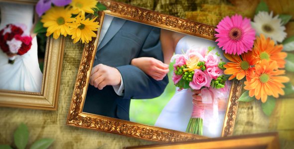 After Effects Project - VideoHive The Flowers 232685