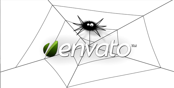 After Effects Project - VideoHive Funny Spider 232240