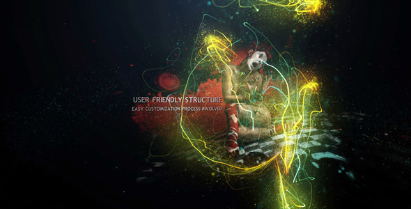 After Effects Project - VideoHive Ambrosia 2002875