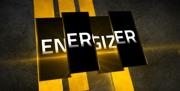 After Effects Project - VideoHive Energizer 233158