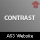 Contrast - Premium Portfolio Template - ActiveDen Item for Sale
