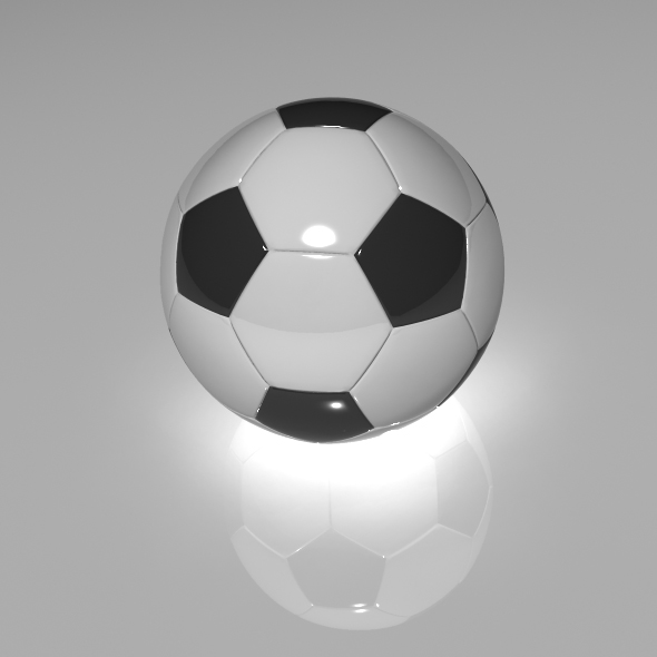 3DOcean Football 3D Models -  Sports  Other 76830