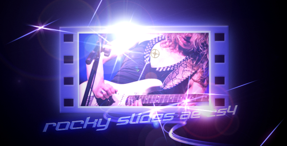 After Effects Project - VideoHive Rocky Slides 233813