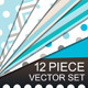 Vector Pattern Backgrounds - GraphicRiver Item for Sale