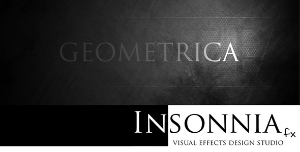 After Effects Project - VideoHive Geometrica 234364