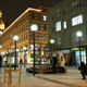 Time Lapse Night Time Streets Of The City Winter - VideoHive Item for Sale
