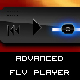 Advanced Flv Player with cool features - ActiveDen Item for Sale