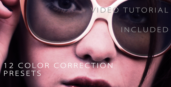 After Effects Project - VideoHive High Impact Cinematic color correction pa ...
