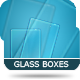 Glass boxes pack - GraphicRiver Item for Sale