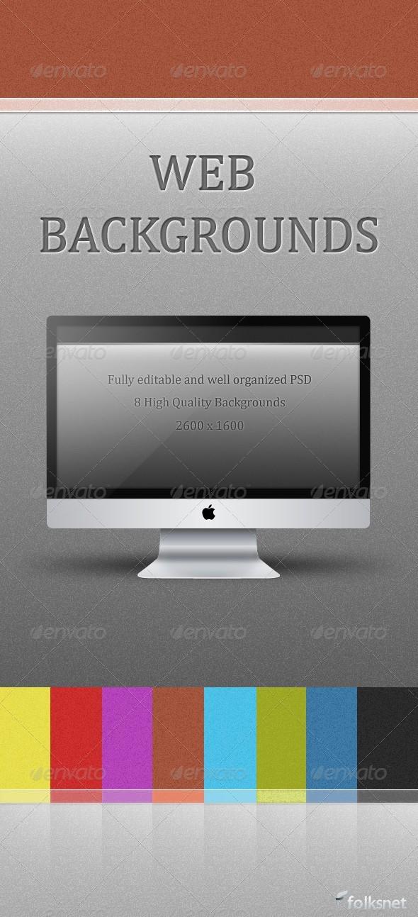 GraphicRiver Elegant Web Backgrounds 128912