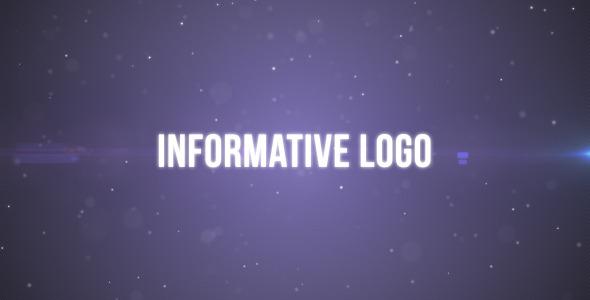 VideoHive Informative Logo 2020584