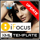 iFocus Photography XML Template - ActiveDen Item for Sale