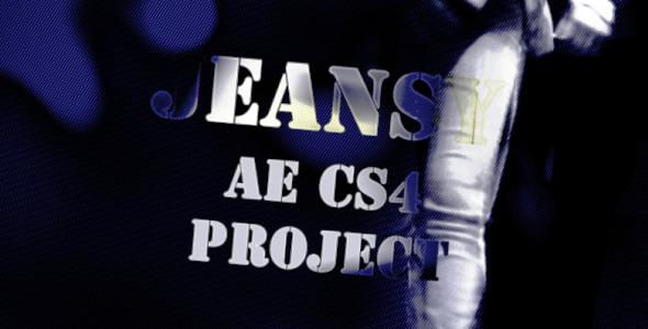 After Effects Project - VideoHive Jeansy 235016