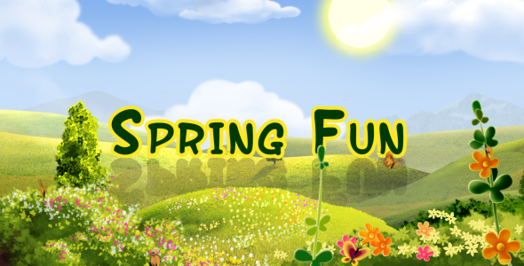 After Effects Project - VideoHive Spring Fun 235103
