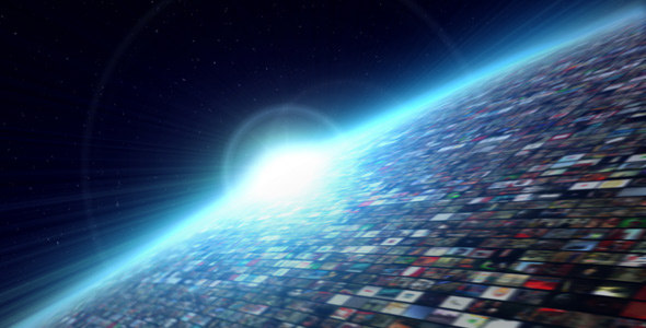 After Effects Project - VideoHive 3D World Intro 235189