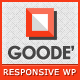 Goode - Responsive Business WordPress Theme - ThemeForest Item for Sale